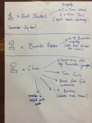 Chum Recipe
